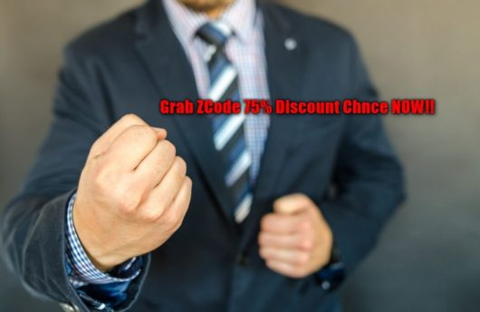 Z Code, 75% Discount Offer Image