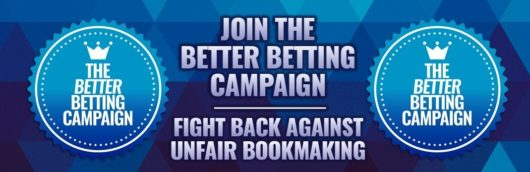 betting better campaign logo