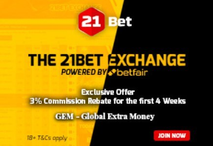 gem 21bet exchange banner
