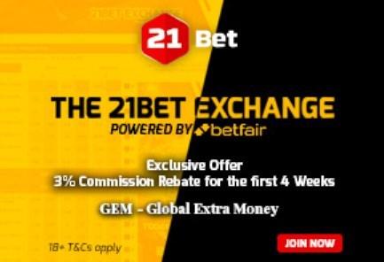 gem 21bet exchange banner