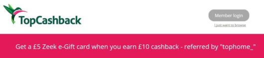 betting cashback, topcashback offer