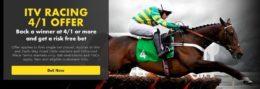 cheltenham betting, bet365 itv racing offer