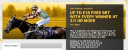 cheltenham betting, betfair itv offer