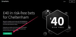 cheltenham betting, smarkets claim bonus