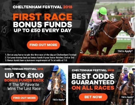 cheltenham betting, sportnation email offer