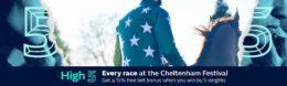 cheltenham betting, william hill high5 offer 2