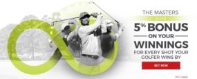 betting golf majors, matchbook offer