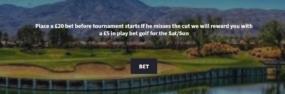 betting golf majors, mintbet offer