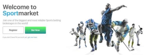 bet broker sportmarket offer