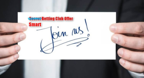 smart betting club offer