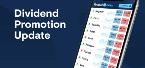 football index dividend promotion