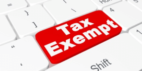 hmrc tax exempt
