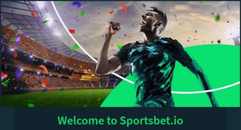 sportsbet io welcome bonus image
