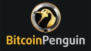 Bitcoin Penguin Logo