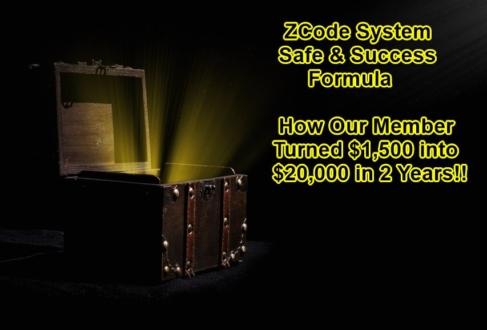 Zcode Success Formula