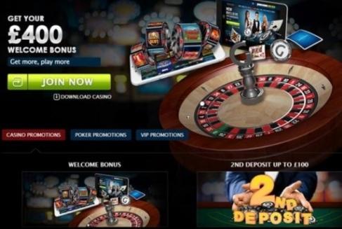 casino various bonuses
