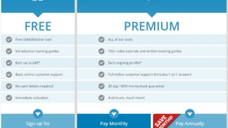 oddsmonkey latest pricing table