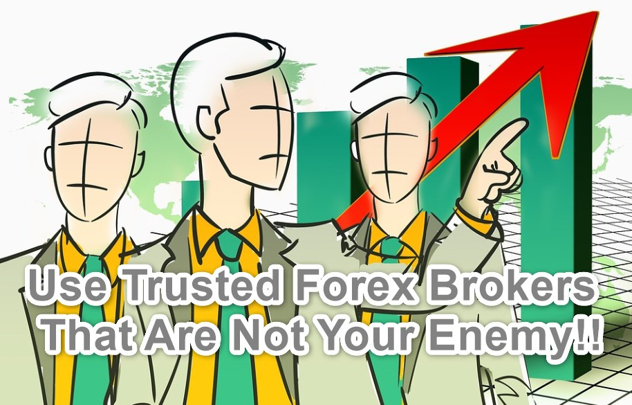 Forex Trusted Broker Feature Image