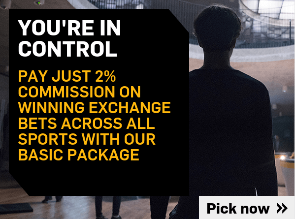 Betfair Exchange Reduced Commission Promotion email