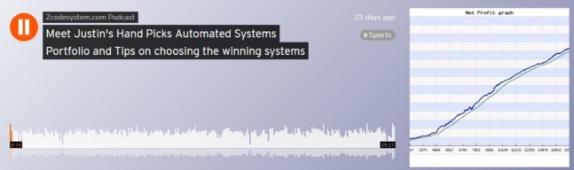 ZCode Automated System Podcast