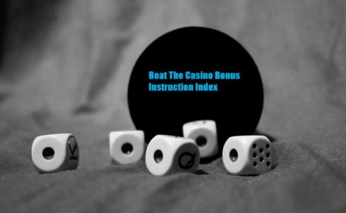 beat the casino bonus instructions index