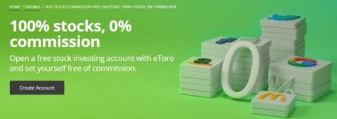 etoro zero commission stock trading