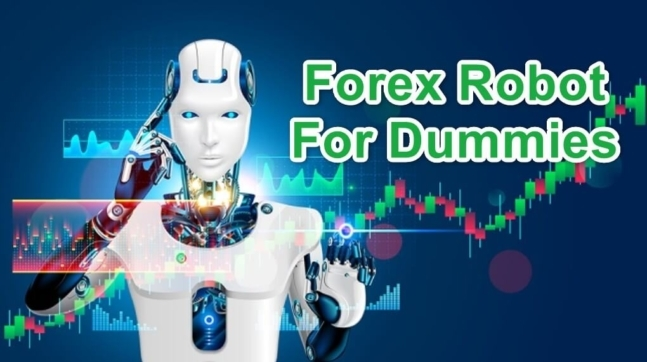 Forex Robot For Dummies Feature image
