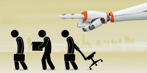 Robot Replace Human