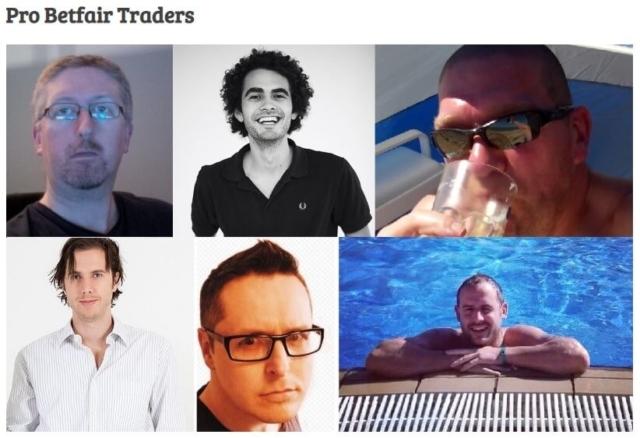Betfair Pro Traders