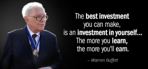 Football Index Warren Buffett Saying Learning