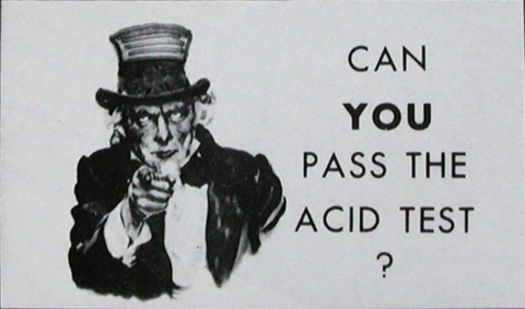 Forex EA Acid Test