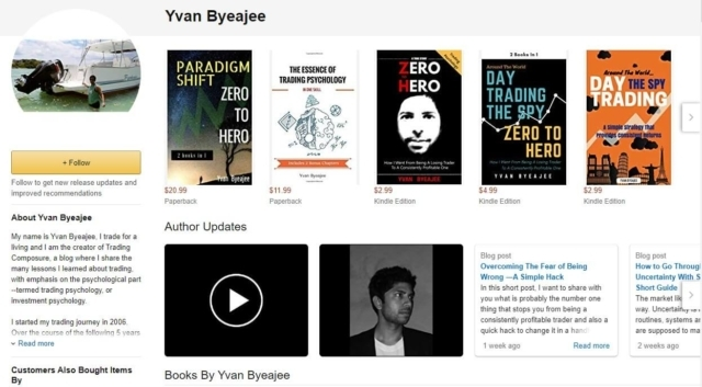 Yvan Byeajee Amazon