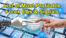 forex most profitable ea and signal feature image