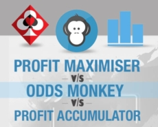 Profit Maximiser vs Profit Accumulator vs Oddsmonkey