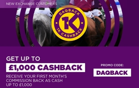 betdaq £1000 commission free