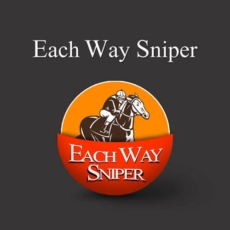 mike cruickshank each way sniper logo