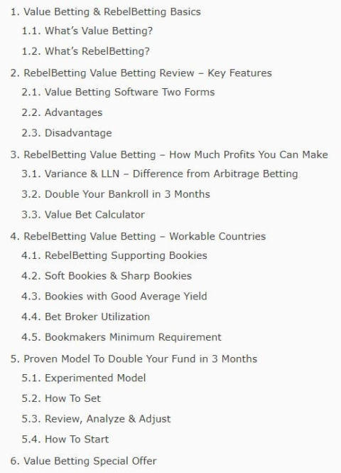 rebelbetting value betting agenda