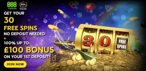 888Casino no deposit bonus
