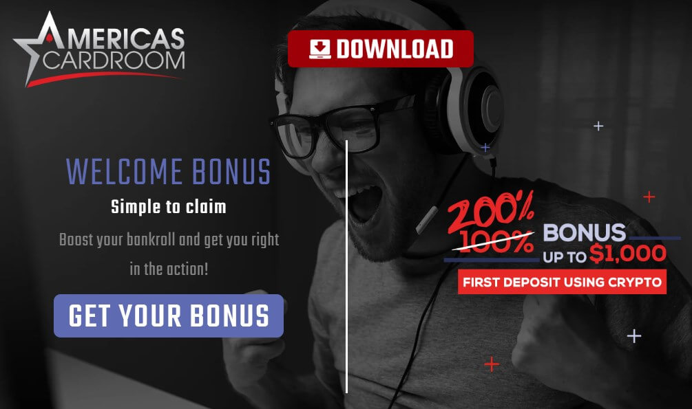 ACR first deposit bonus