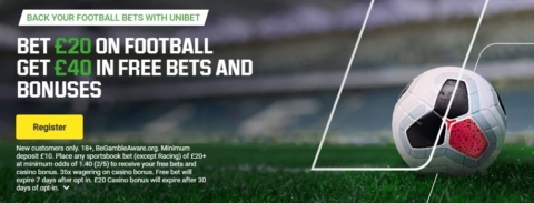 unibet sports welcome offer