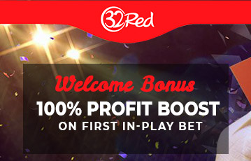 32red sport welcome bonus