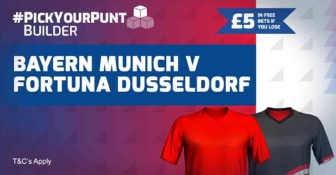 betfred pick your punt builder