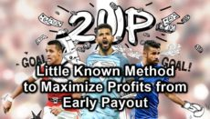 early payout offer lock in profits
