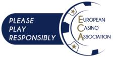 european casino association gamble responsibly logo