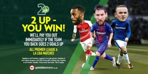 paddy power 2 up offer