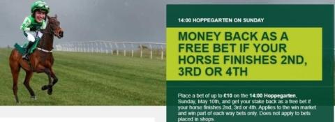 paddy power horse money back
