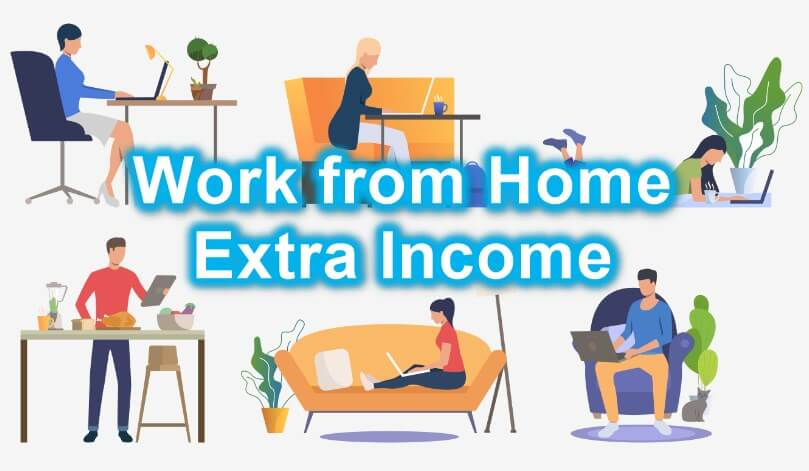 work from home extra income feature image