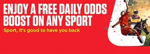 Ladbrokes daily odds boost