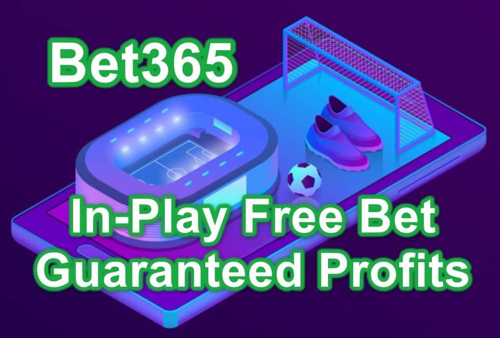 bet365 in play free bet featured image