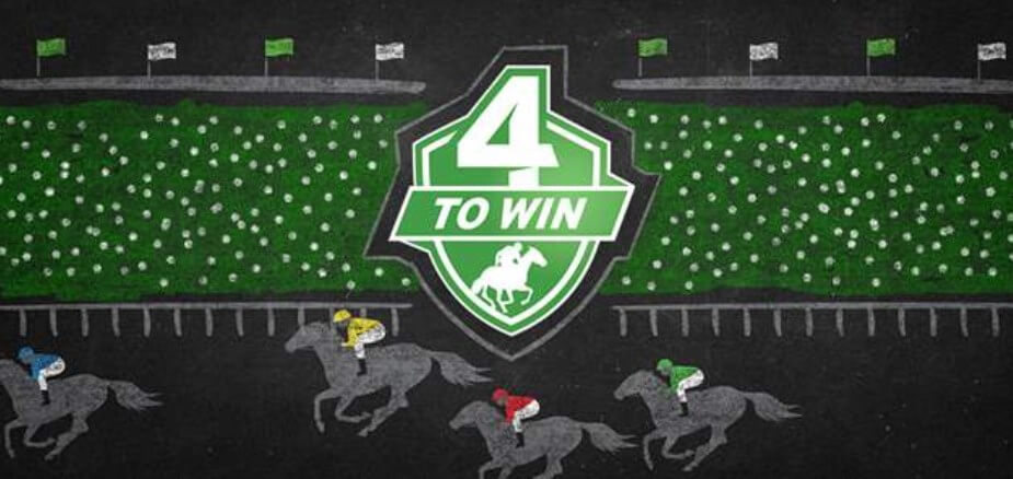 betway 4 to win offer